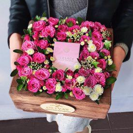 цветы и духи