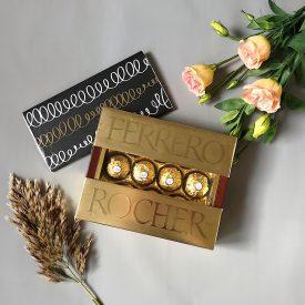 конфеты ферреро