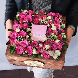 цветы и парфюмерия