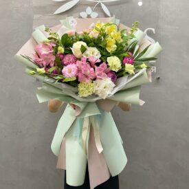 букет цветов феодосия