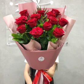 Ароматные розы Ред наоми феодосия